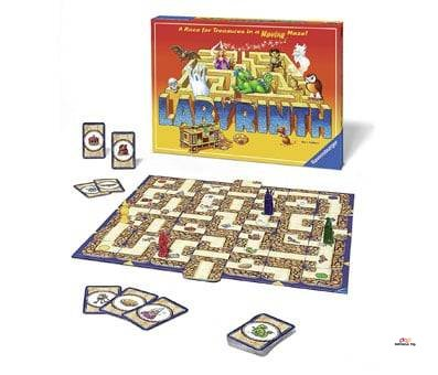 Product image of Ravensburger Labyrinth Family Board Game