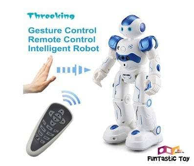 Product image of Smart Robot Toys Gesture Control
