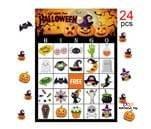 Small Product image of MISS FANTASY Halloween Bingo Game