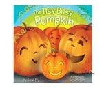 Small Product image of The Itsy Bitsy Pumpkin Board book