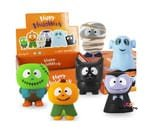 Small Product image of heytech 6 Packs Halloween Squishies Toys