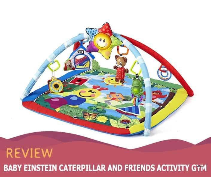 Featured image of Baby Einstein Caterpillar and Friends Activity Gym