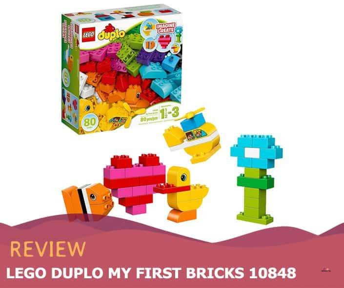 Featured image of LEGO DUPLO My First Bricks 10848 review