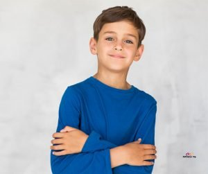Featured image of boy in blue shirt with crossed arms