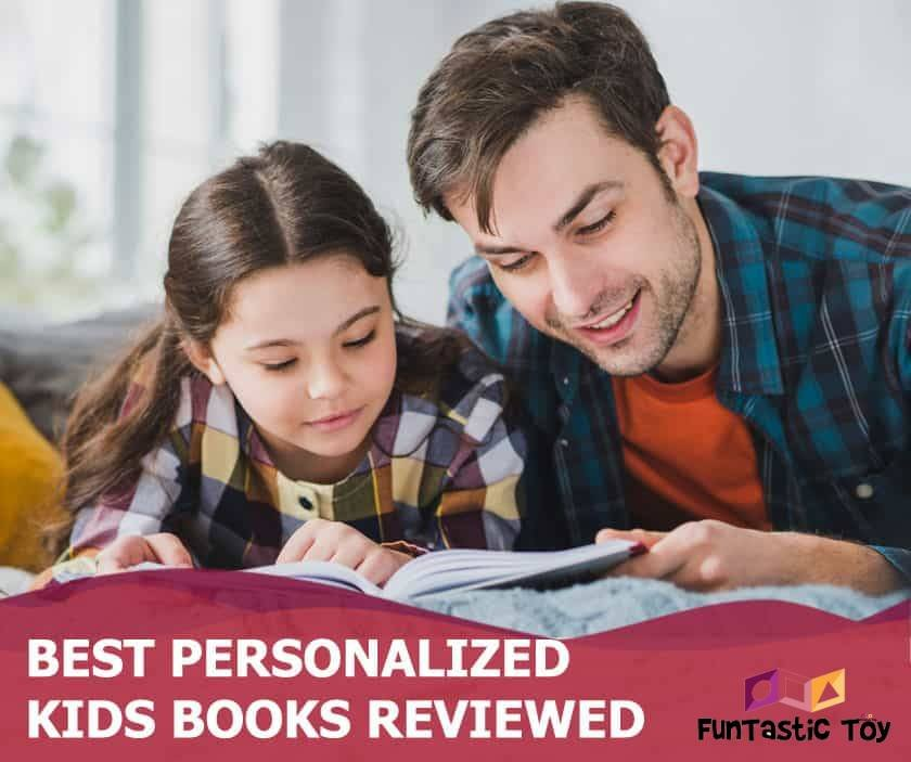 Featured image of father and daughter reading book on bed