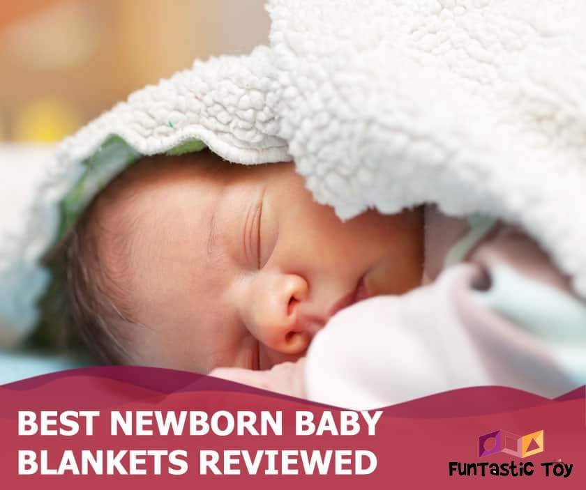 Featured image of newborn baby sleeping with white blanket