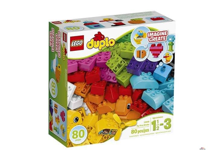 Image of front of the box LEGO DUPLO My First Bricks