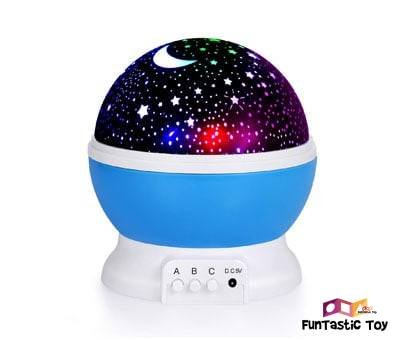 Product image of 360-Degree Rotating Star Projector