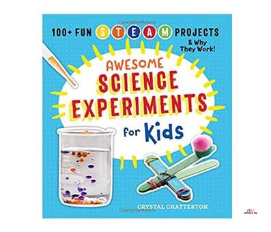 Product image of Awesome Science Experiments for Kids