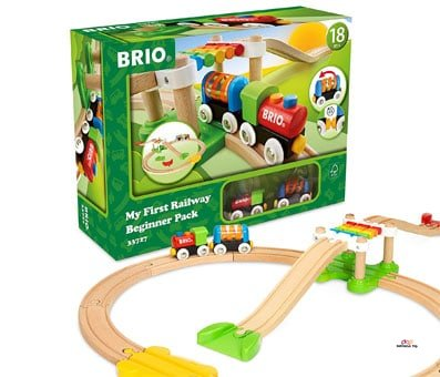 Product image of Brio My First Railway