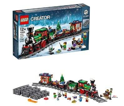 Product image of LEGO Creator Expert Winter Holiday Train