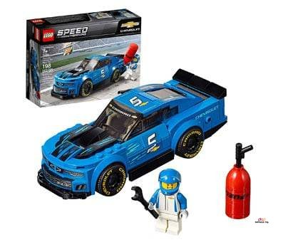 Product image of LEGO Speed Champions Chevrolet Camaro ZL1 Race Car