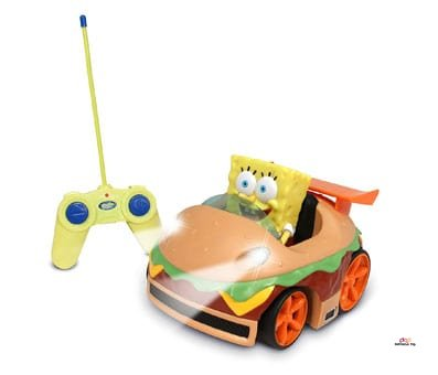 Product image of Remote Control Krabby Patty Vehicle