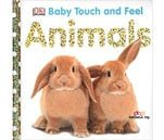 Small Product image of Baby Touch and Feel Animals
