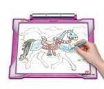 Small Product image of Crayola Light-Up Tracing Pad pink