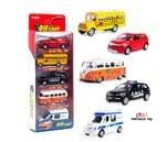 Small Product image of KIDAMI Die-cast Metal Toy Cars