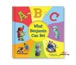 Small Product image of Personalized ABC Alphabet Letters Book