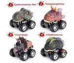 Small Product image of Pull Back Dinosaur Cars