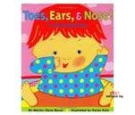 Small Product image of Toes, Ears, & Nose A Lift-the-Flap Book