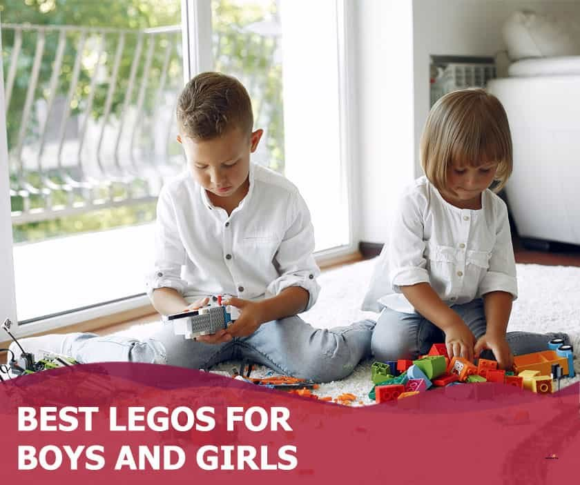 Featured image of boy and girl playing with legos on floor
