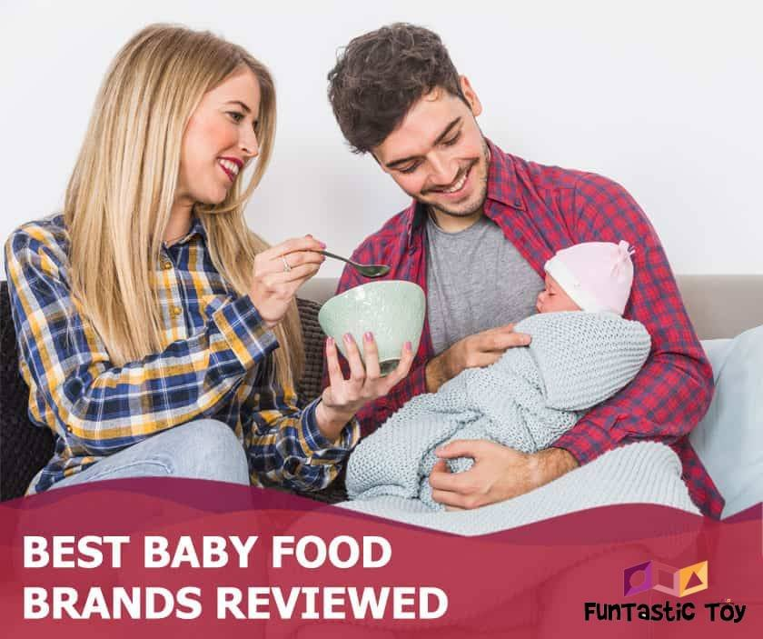 Featured image of parents feeding baby with spoon