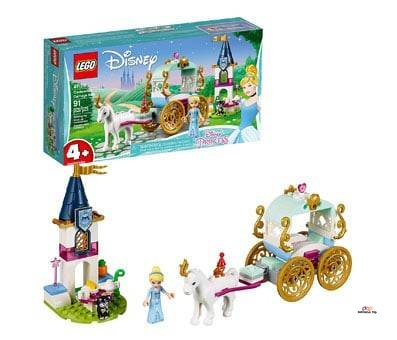 Product image of Disney Cinderellas Carriage Ride 41159