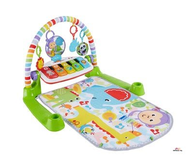 Product image of Fisher-Price Deluxe Kick n Play Piano Gym