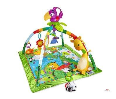 Product image of Fisher-Price Rainforest Music & Lights