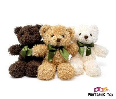Product image of Fluffuns Teddy Bear Plush