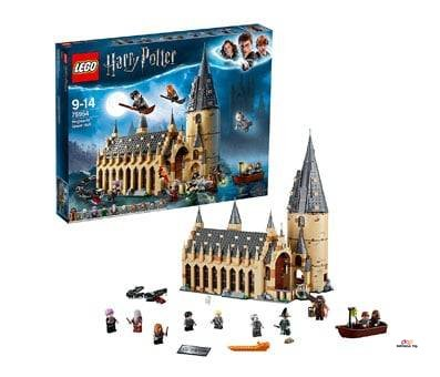 Product image of Harry Potter Hogwarts Great Hall 75954