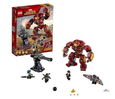 Product image of Infinity War The Hulkbuster Smash-Up 76104