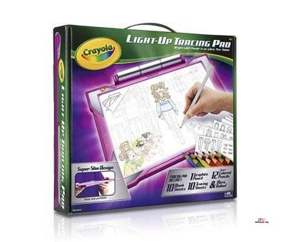 Product image of Light Up Tracing Pad by Crayola
