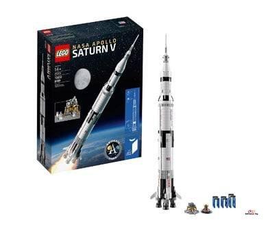 Product image of NASA Apollo Saturn V 21309