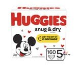 Small Product image of Huggies Snug & Dry Diapers
