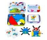 Small Product image of LiKee Wooden Pattern Blocks