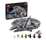 Small Product image of The Rise of Skywalker Millennium Falcon 75257