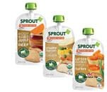 Small Small Product image of Sprout Baby Food Pouches