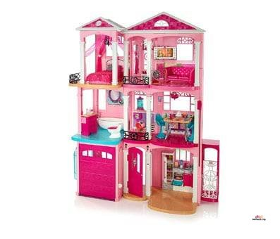 Product image of Barbie Dreamhouse review