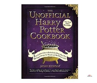 Product image of The Unofficial Harry Potter Cookbook