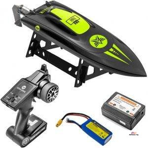 Altair Brushless remote control boat