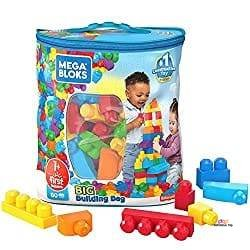 Small product image of First Builders Big Building Bag by Mega Bloks