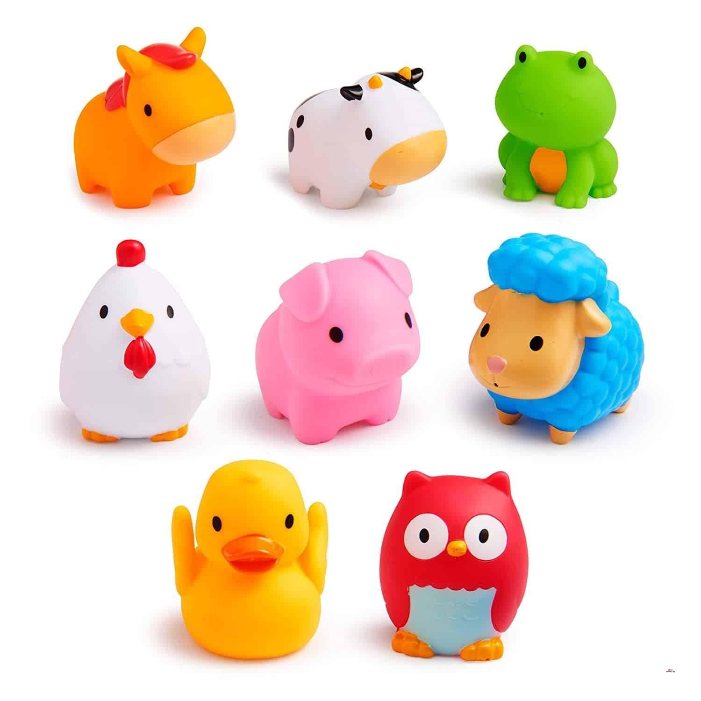 Product image of Munchkin Lazy Buoys Bathtub Toys