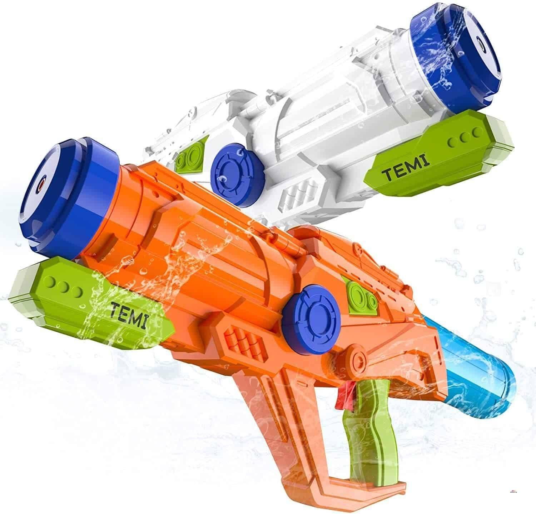 Product image of Nerf Super Soaker Zombie Strike Revenge Contaminator