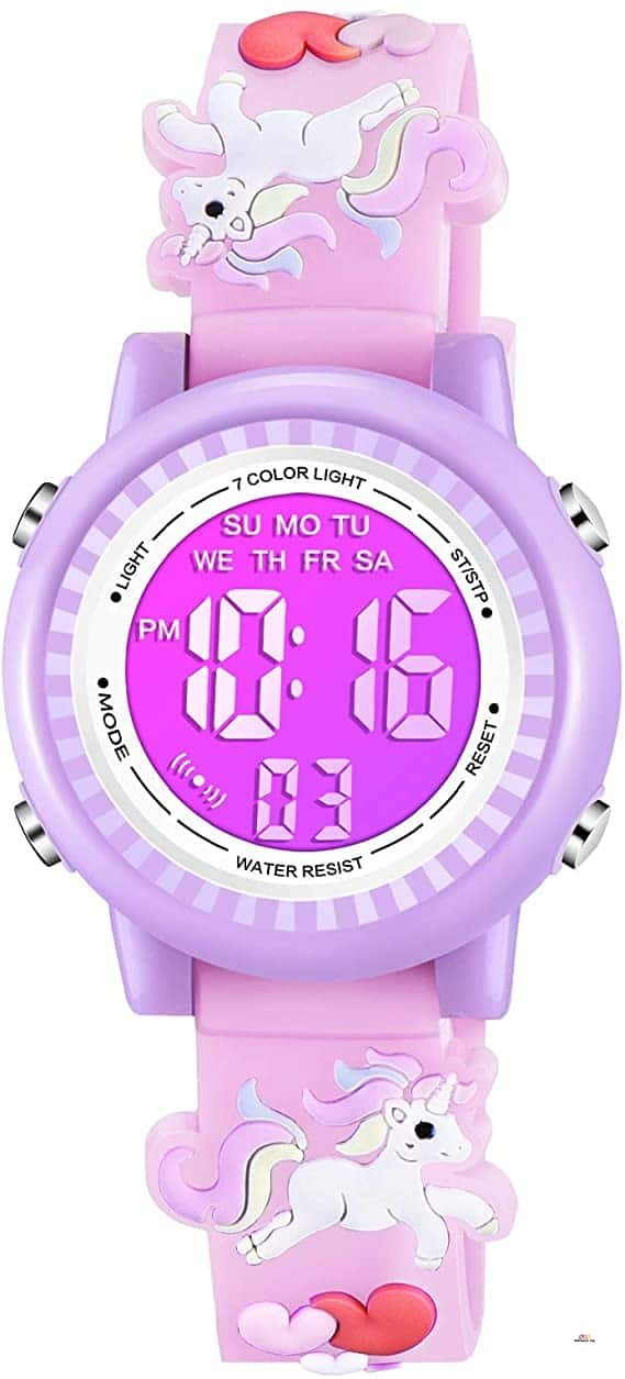 Product image of MICO Kids Waterproof Watch