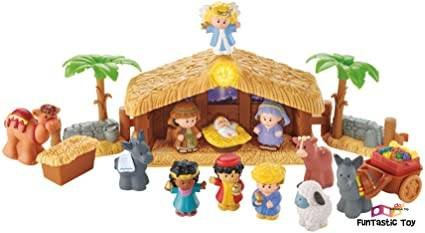 Product image of Fisher-Price Little People Thanksgiving Celebration