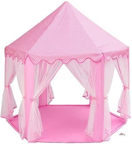 Product image of POCO DIVO Princess Castle Indoor Tent