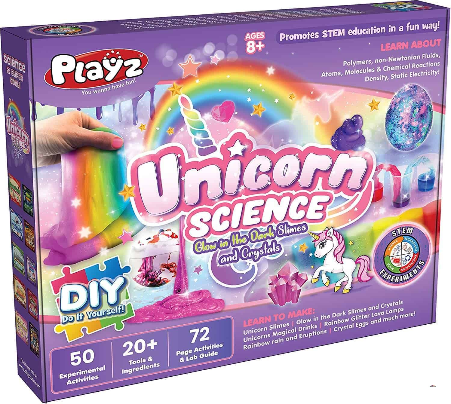 Small product image of Glow in the Dark Slime Science Kit