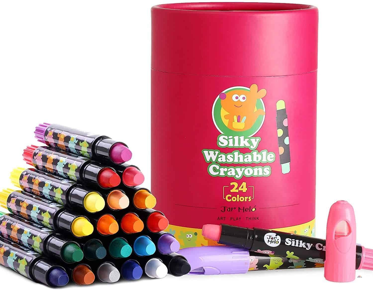Product image of ALEX Jr Tots First Crayons