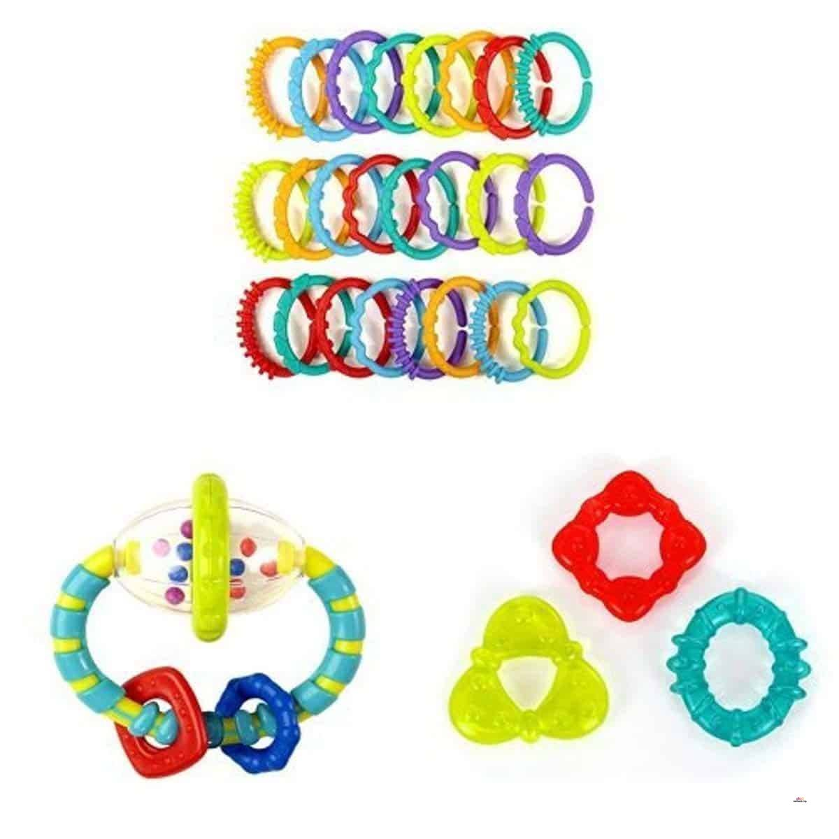 Product image of Bright Starts Snuggle Teether