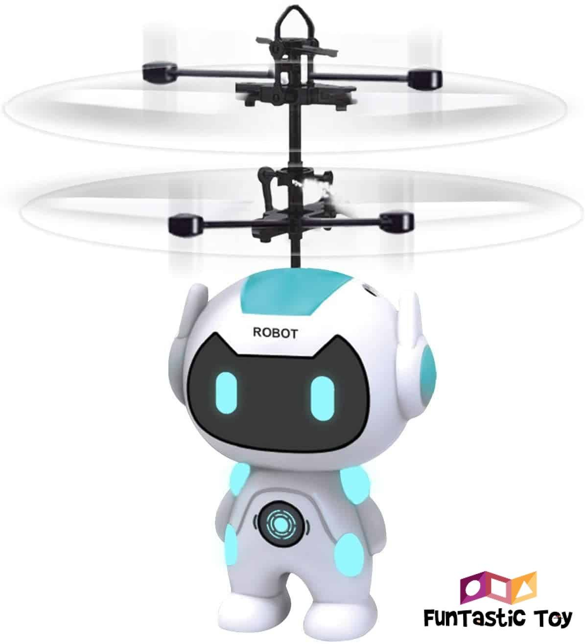 Product image of PALA PERRA RC Helicopter Flying Robot